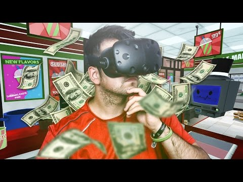 EL MAYOR ESTAFADOR JAMAS VISTO | Job Simulator (HTC VIVE) - ElChurches