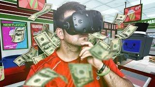 EL MAYOR ESTAFADOR JAMAS VISTO | Job Simulator (HTC VIVE) - ElChurches