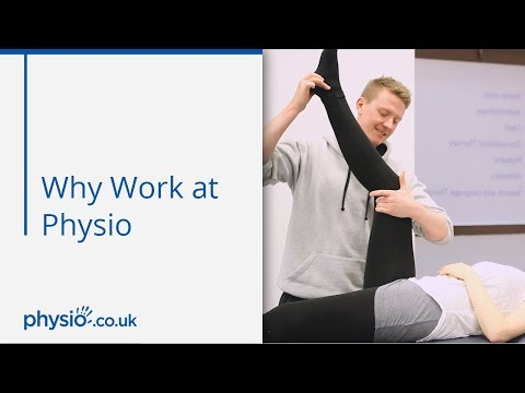 Why Work At Physio