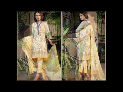 Queen's Mall Online - Orient Lawn Collection 2016