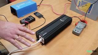 видео Инвертор 12В 500 Ватт с чистым синусом Victron Phoenix 12/500 — купить в Солнечные.RU