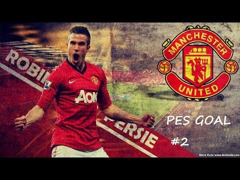 Robin van Persie Pro Evolution Soccer goal v Olympiacos - #2