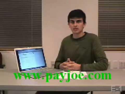 Domain names how to register Payjoe