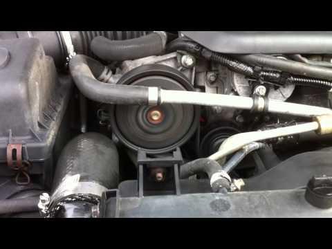jeep 2,7 crd viscous heater    problem