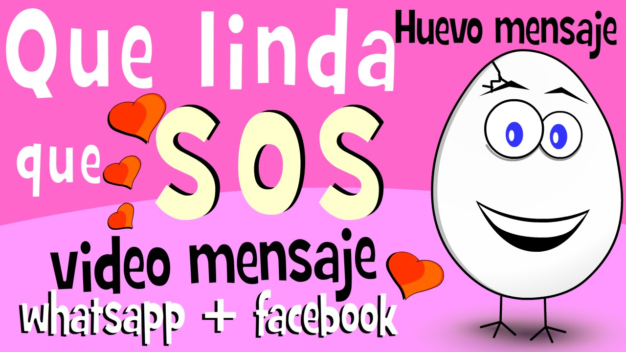 Que Linda Que Sos Frase De Amor Videos Para Compartir En