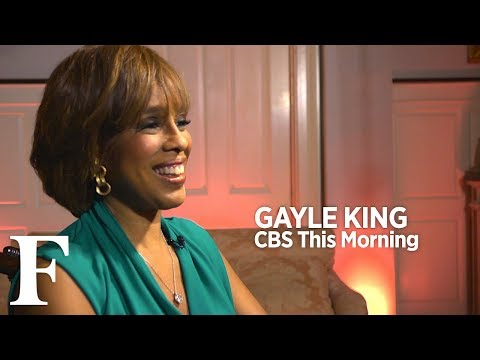 Gayle King Figures It Out | Forbes