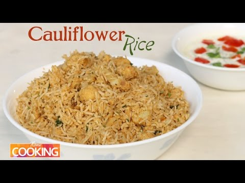 Cauliflower Rice | cauliflower rice recipe