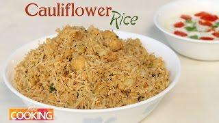 Cauliflower rice | ventuno home cooking
