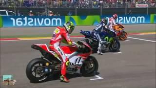 Duel seru motogp aragon 2018 marq vs