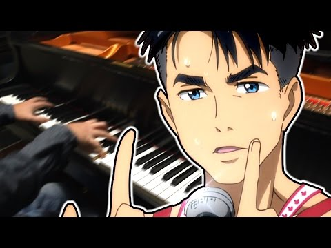 Yuri!!! On Ice OST - Theme Of King J.J.