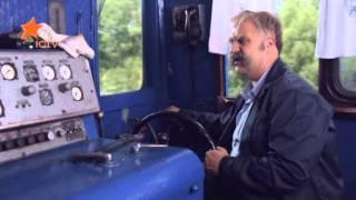 Машинист и практикант-гот - Путевая страна - Серия 14