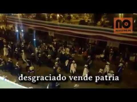Kuczy Kuczynski desgraciado vende patria - El hit del verano
