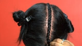 How to Braid Cornrows : Cornrows