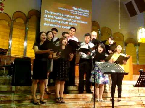The Mission by Steve Green - choir - May 22, 2011