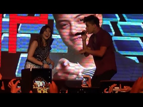 DJP Most Wanted Concert Cebu - Daniel Padilla Morissette Amon Nothing's Gonna Stop Us Now
