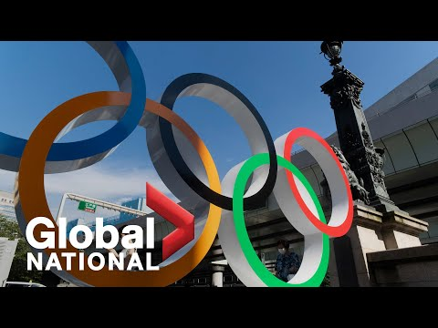 Global National: July 18, 2021   Olympic COVID cases and concerns rise days before games begin