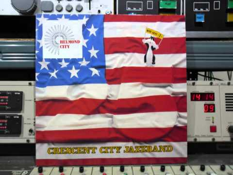 Crescent City Jazzband LP wise Guys 2 1986 Remasterd By B v d M 2014