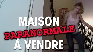 Maison (paranormale) à vendre - avec Paranormal Activity 5 Ghost Dimension