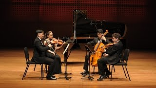 Mozart: Quartet in F major for Oboe and Strings, K. 370, I. Allegro