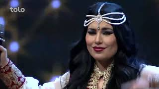 3 Afghan Star Season 11   Top 8   Ariana Sayeed   فصل یازدهم ستاره افغان   8 بهترین   آریانا سعید