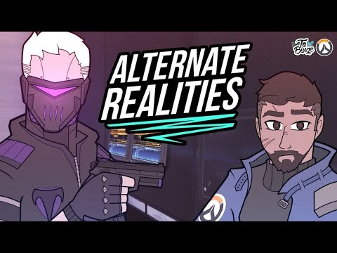 Alternate Realities: An Overwatch Cartoon