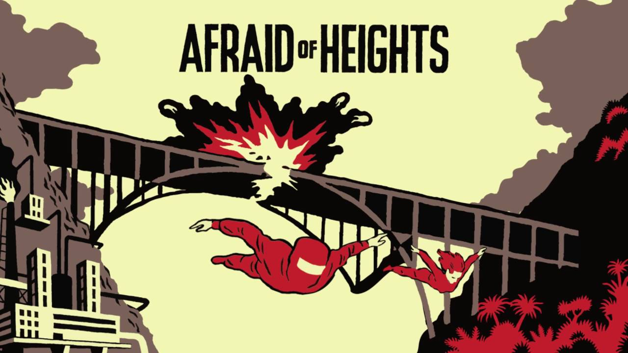 Fall Cartoon Wallpaper Billy Talent Afraid Of Heights Official Audio Youtube