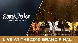 3+2 - Butterflies (Belarus) Live 2010 Eurovision Song Contest
