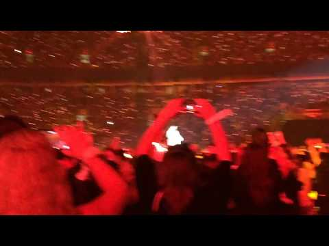 Fix You - Coldplay BC Place, Vancouver