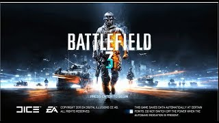 How to run Battlefield 3 on low end pc.