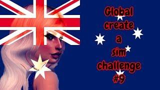 Australien | Global Erstellen Sie einen Sim-Herausforderung | Teil 9