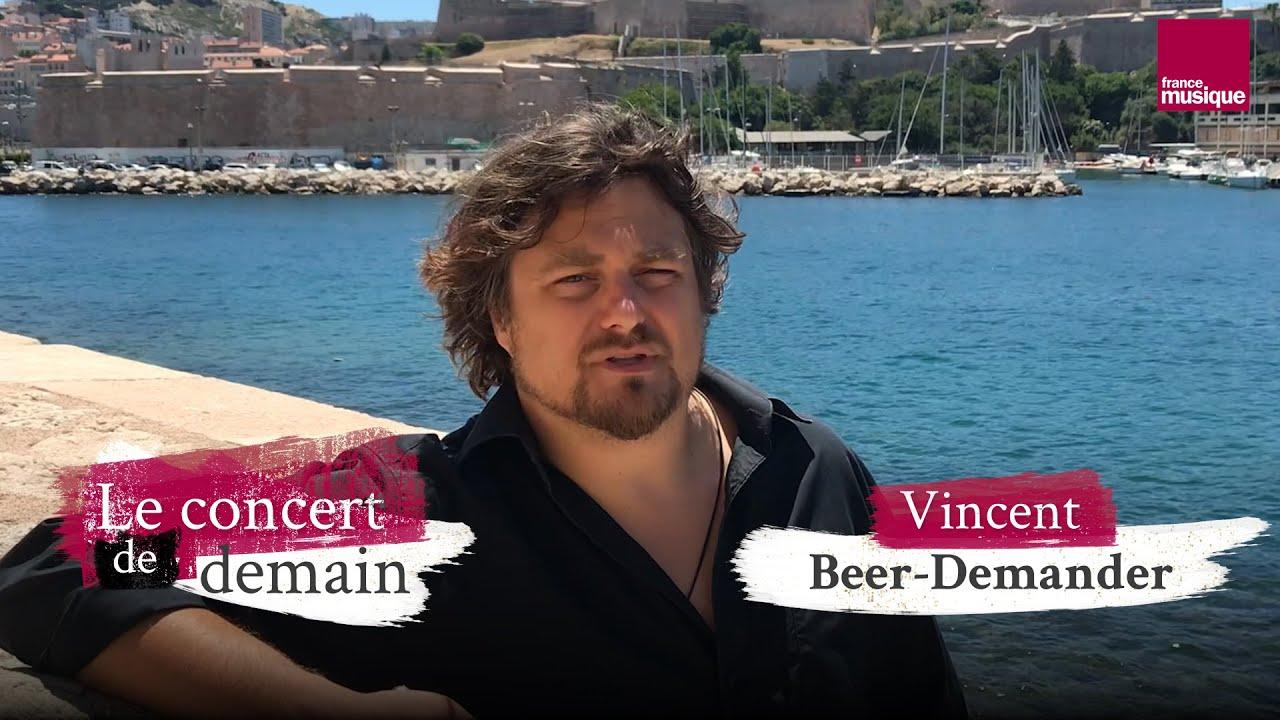 Le Concert de demain de Vincent Beer-Demander
