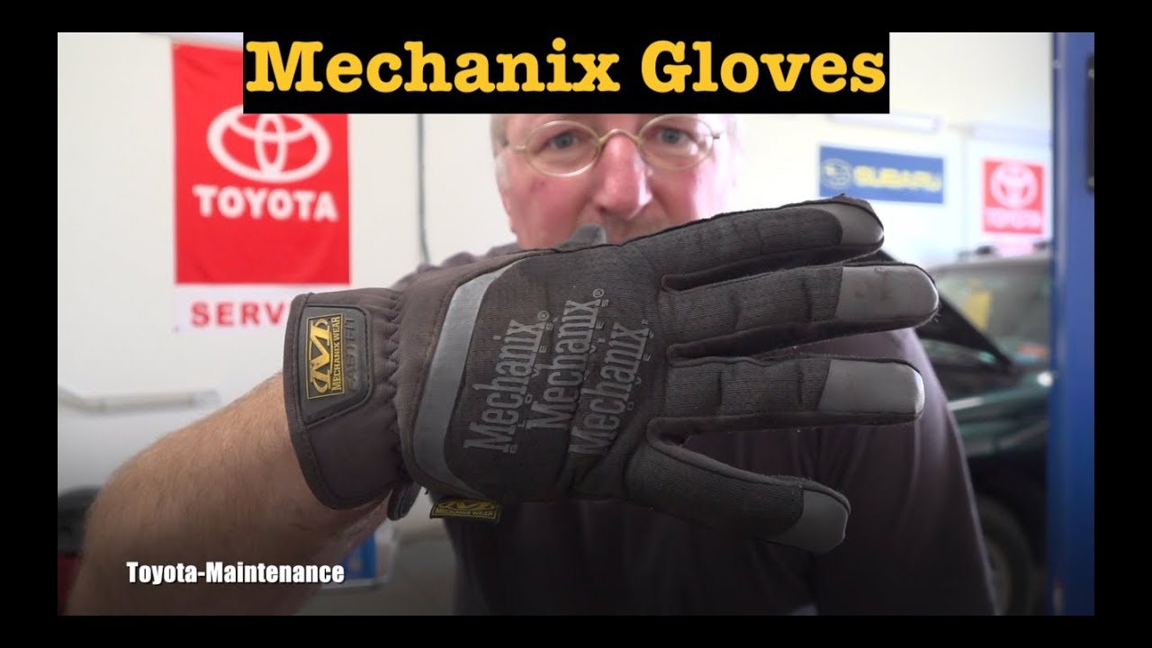 Mechanix work gloves - are these any good?