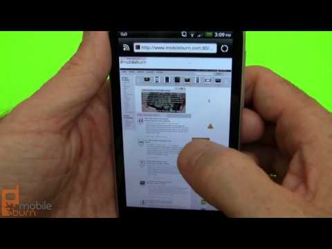 HTC Amaze 4G (T-Mobile USA) Android smartphone - part 2 of 2