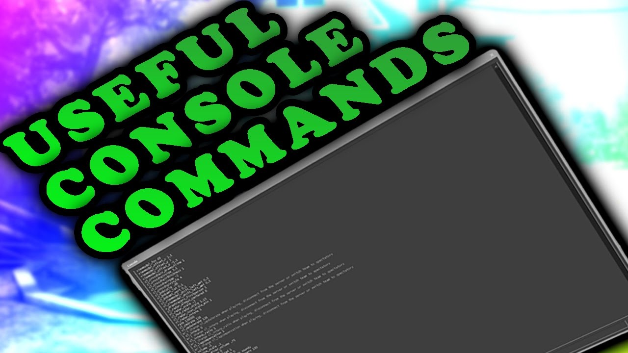 All My Console Commands (CS:GO Competitive) - YouTube