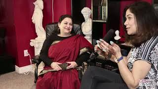 Avinanda Mukherjee | Classical Singer/Teacher | Inteview | Desi Close Look TV Show | closelook.ca