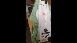 Электронный тахеометр Leica TS06 краткий обзор