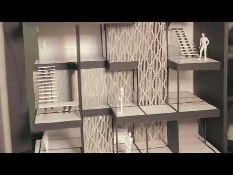 UNSW Interior Architecture exhibition 2014