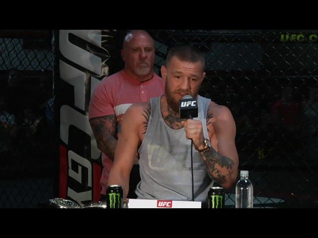 UFC 196: Conor McGregor/Nate Diaz (Full Press Conference)  | UFC 196