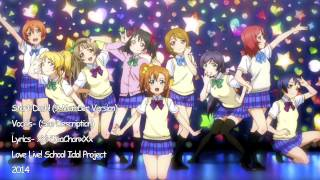 "[Love Live] ""Start:Dash! (9 Member Version)"" English Cover (M's)"