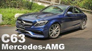 不安分! Mercedes-AMG C63