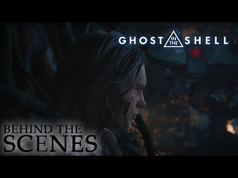 GHOST IN THE SHELL  Big Tank Battle with Director Rupert Sanders   Behind the s