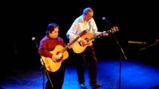 "Al Stewart and Dave Nachmanoff ""Night Train To Munich"" live 2008 in Ludwigsburg"