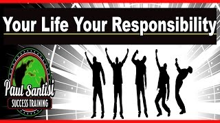 Your Life Your Responsibility FREE Audio React vs Respond Law Of Attraction Feelings Awareness