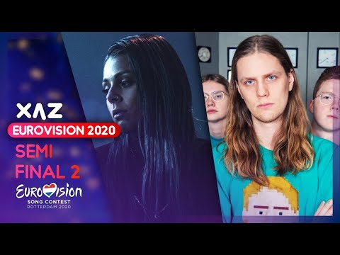 Eurovision 2020: Semi-final 2 (Recap of All Songs)