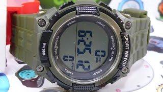 Спортивные часы SKMEI 1112 (зелёные)