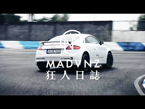 [狂人日誌]Shut up and drive:Audi Driving Experience 2017