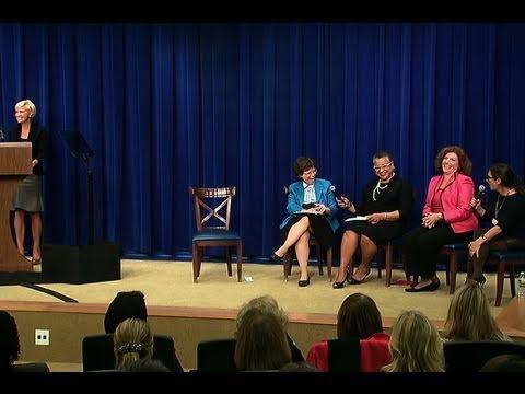 White House Women's Entrepreneurship Conference: Opening Session