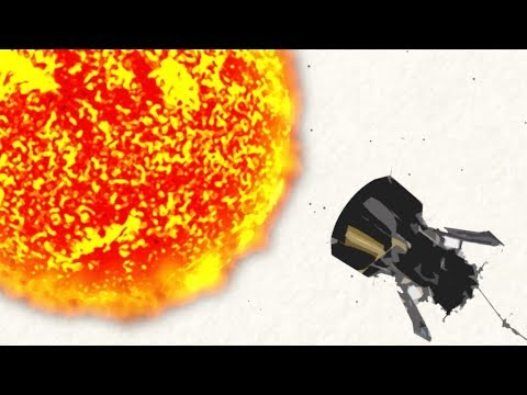NASA | Parker Solar Probe: It's Surprisingly Hard to Go to the Sun
