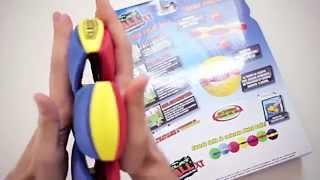 La palla che diventa frisbee: lanciare Phlat Ball XT
