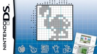 CGR Undertow - PICROSS DS review for Nintendo DS
